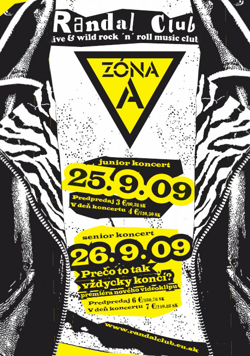 Zona A 2009 NEW VIDEO PREMIERE poster